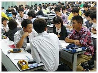 教職課程学習ポートフォリオのイメージ1